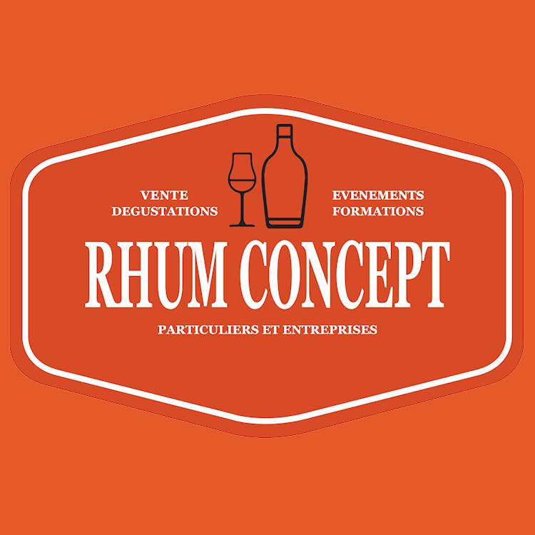 logo rhum concept